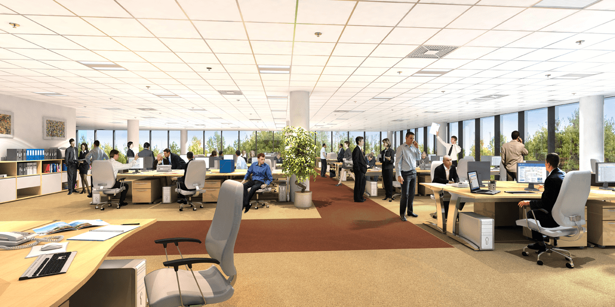 office commercial real estate agency melbourne