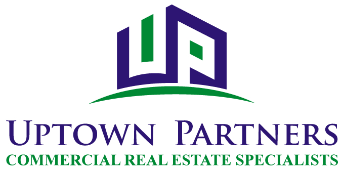 uptown partners melbourne commercial real estate logo